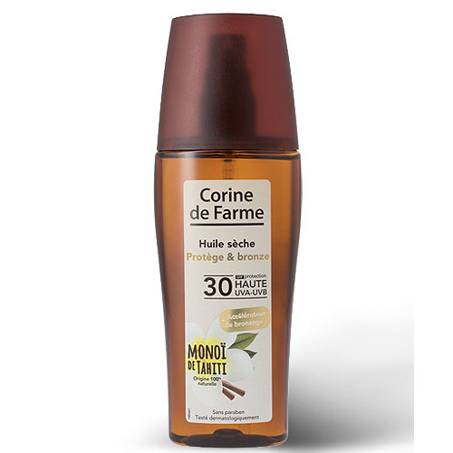Dry Oil - Protect & Tan - SPF 30