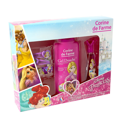 Coffret Eau de toilette Princesses Disney