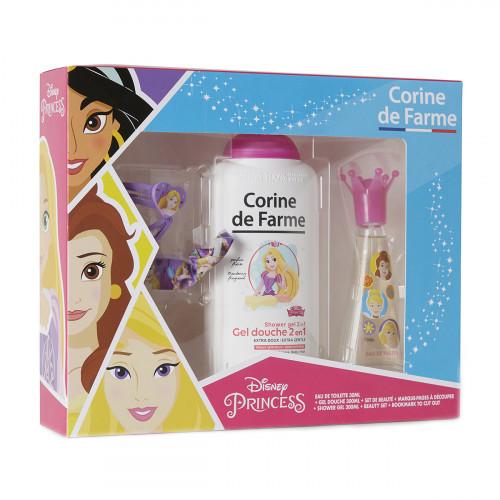 Coffret cadeau Eau de toilette Princesses
